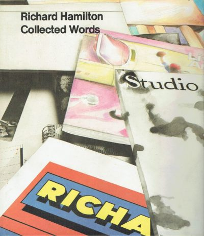Richard Hamilton Collected Words