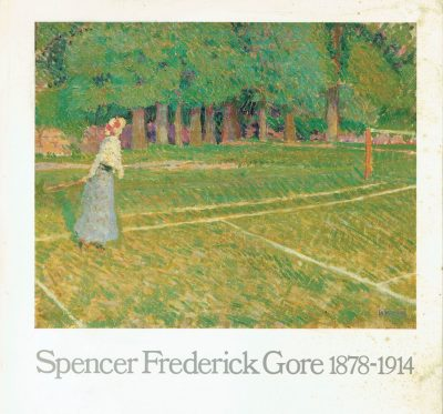 Spencer Frederick Gore 1974