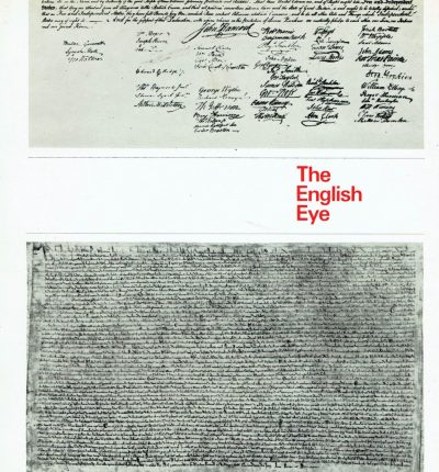 The English Eye
