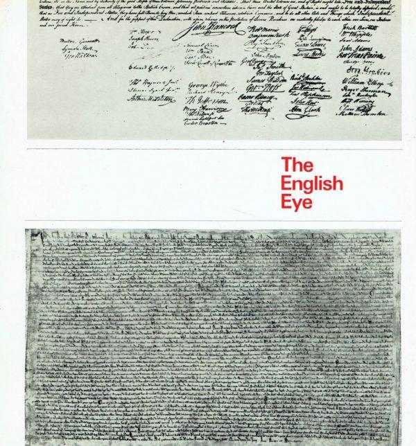 The English Eye