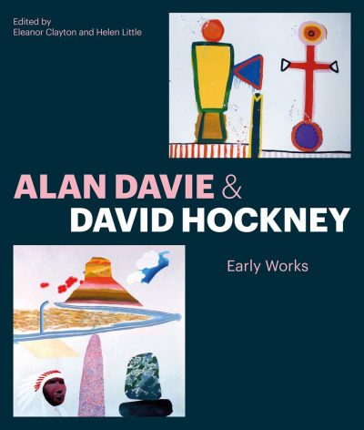 Alan Davie and David Hockney