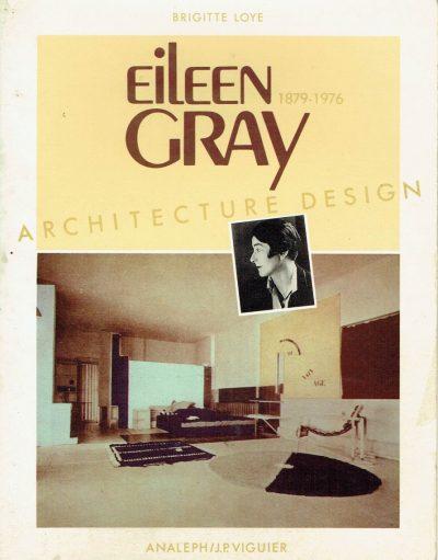 Eileen Gray Architecture Design
