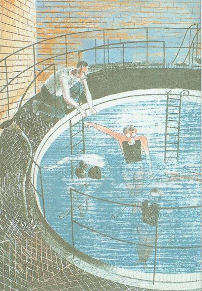 Eric Ravilious in Print