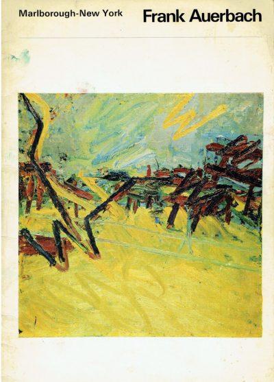 Frank Auerbach 1969