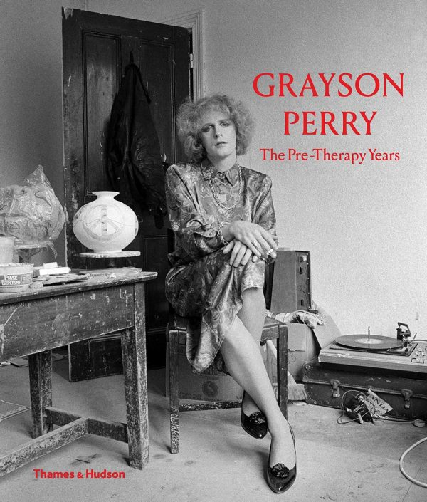 Grayson Perry the Pre Therapy