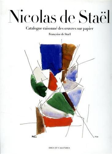 Nicolas de Stael Catalogue