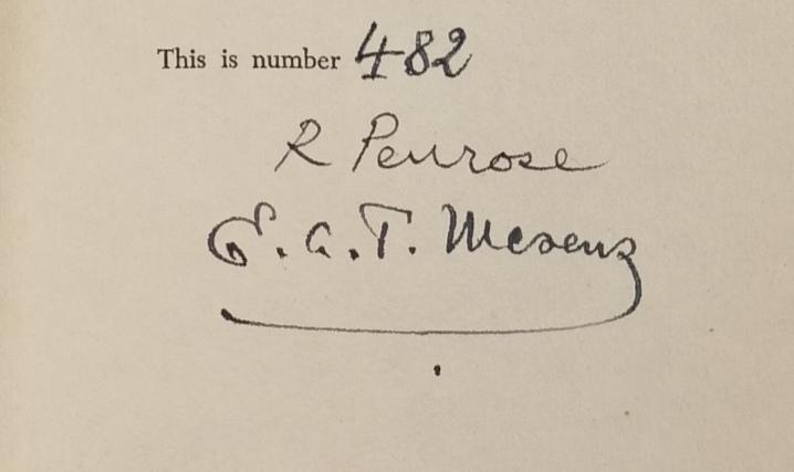Penrose Signature