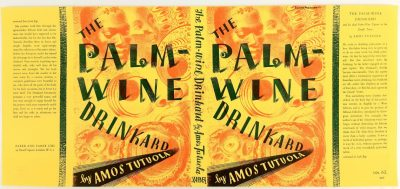 The Palm Wine Drinkard Dust Jacket by Barnett Freedman