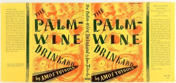 The Palm Wine Drinkard Dust Jacket by Barnett Freedman