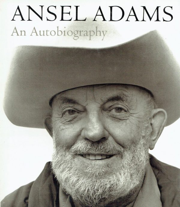 Ansel Adams Autobiography