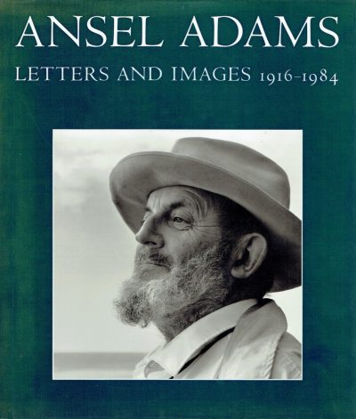 Ansel Adams Letters