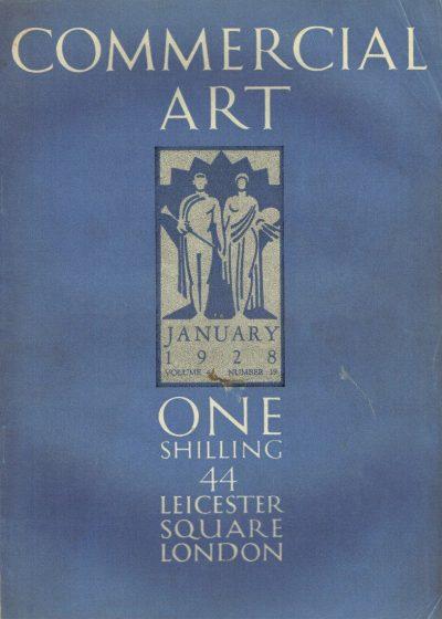 Commercial Art Vol 4, No 19