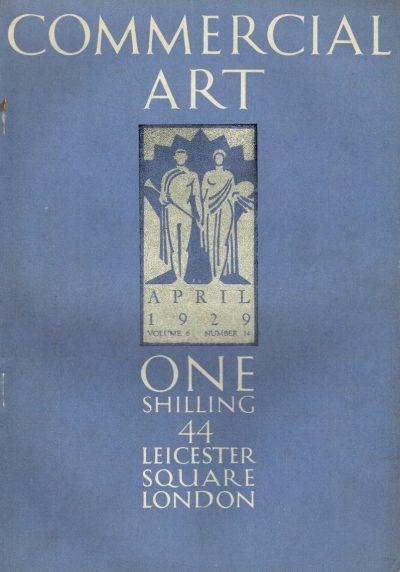 Commercial Art Vol 6, No 34