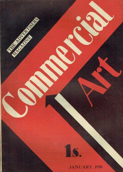 Commercial Art Vol 8, No 43
