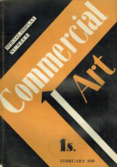 Commercial Art Vol 8, No 44