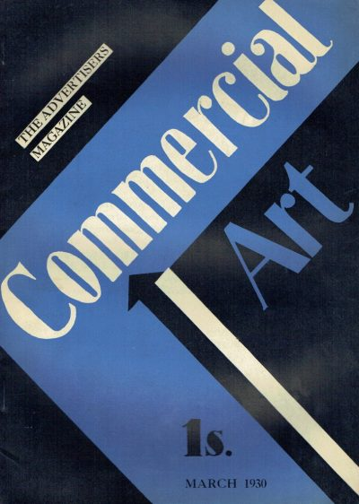 Commercial Art Vol 8 No 45