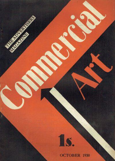 Commercial Art Vol 9 No 52