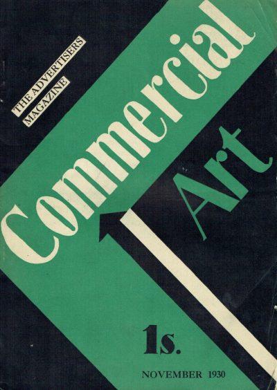 Commercial Art Vol 9 No 53
