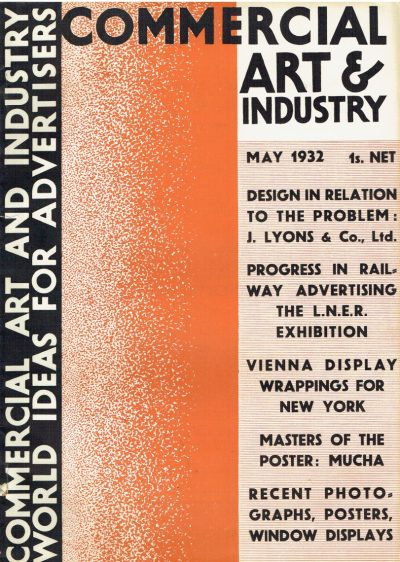 Commercial Art and Industry May 1932