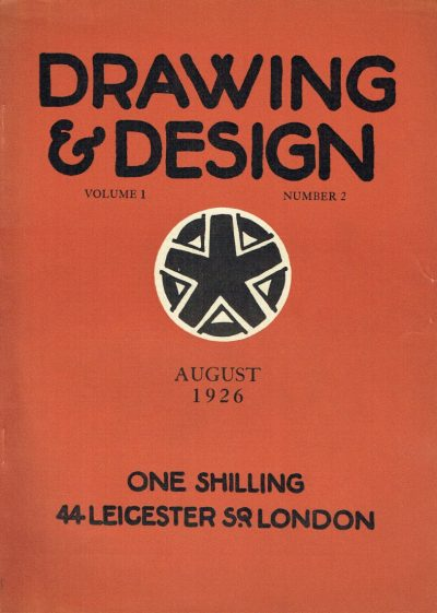 Drawing and Design Volume 1 Number 2
