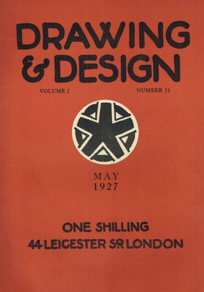 Drawing and Design Volume 2 Number 11