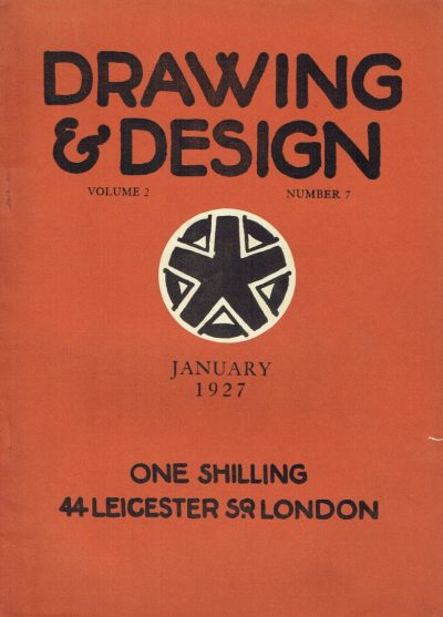 Drawing and Design Volume 2 Number 7