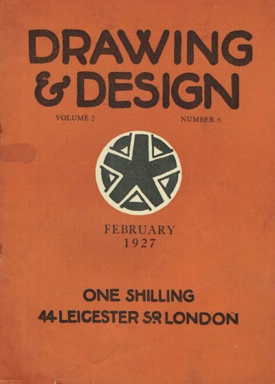 Drawing and Design Volume 2 Number 8