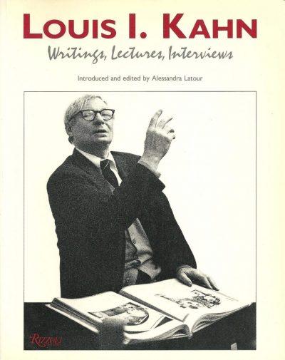 Louis I Kahn Writings