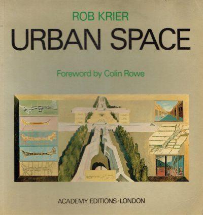 Rob Krier Urban Space