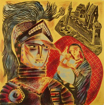 The Armouring of Gawain