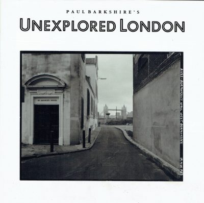 Unexplored London