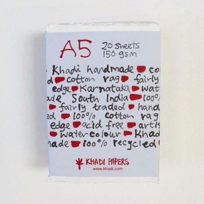 a5w khadi paper