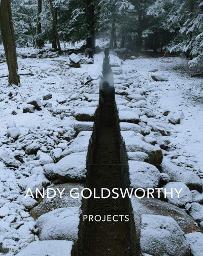 Andy Goldsworthy Projects