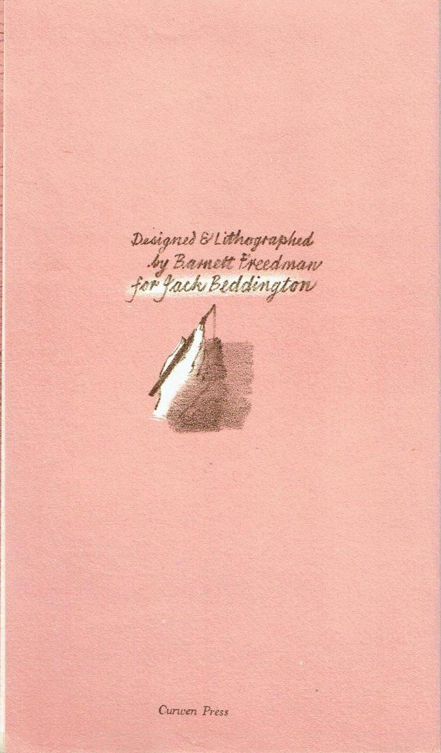 Jack Beddington card reverse