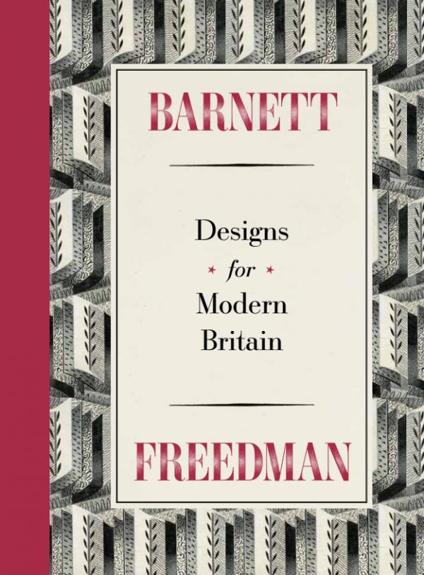 Barnett Freedman Cover