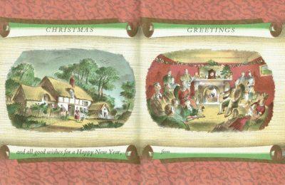 Christmas Card 1956