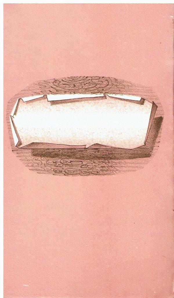 Jack Beddington card Cover