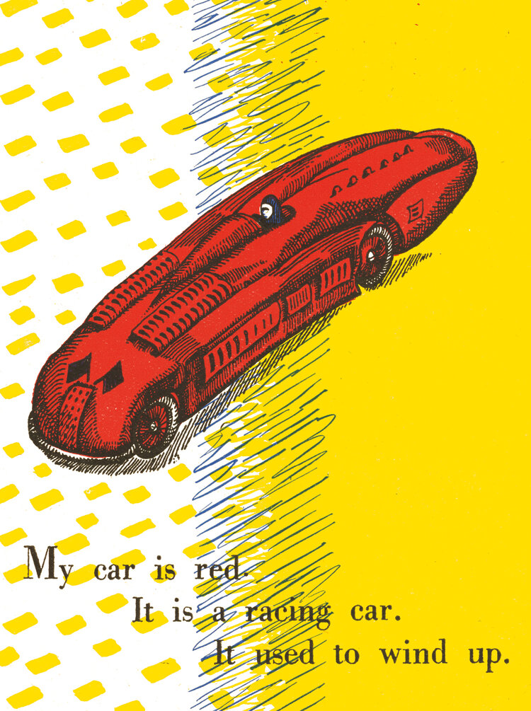 My Car is Red