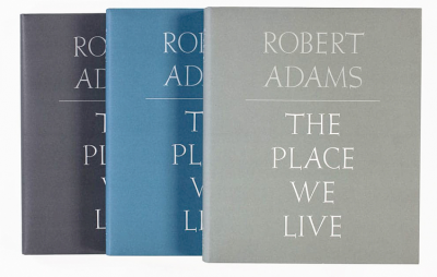 Robert Adams Three Volumes
