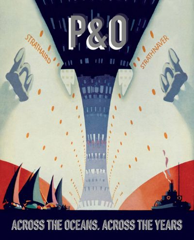 P&O Across the Oceans