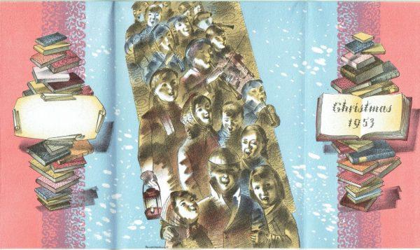 Freedman Christmas 1953