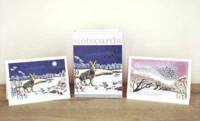 Niki Bowers Winter Notecards
