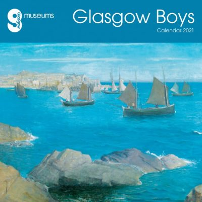 Glasgow Boys Wall Calendar 2021