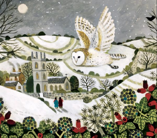 Sarah & Vanessa Bowman Christmas Cards (Pack of 6)