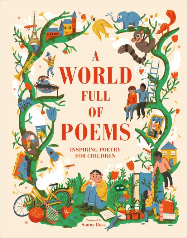 world full of poems