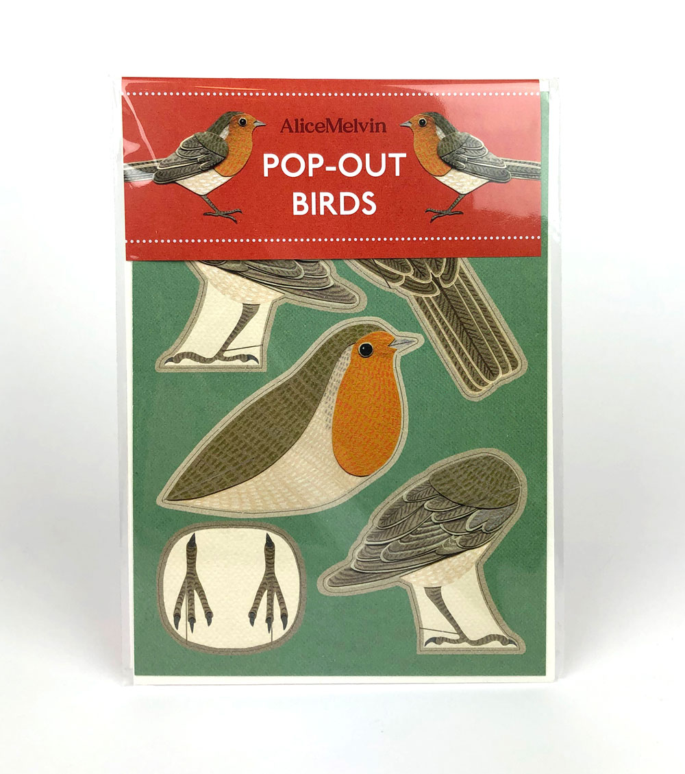 pop out robin