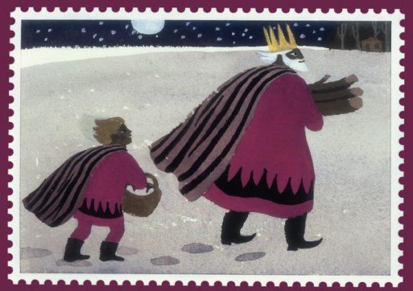 MARY FEDDEN CHRISTMAS CARD