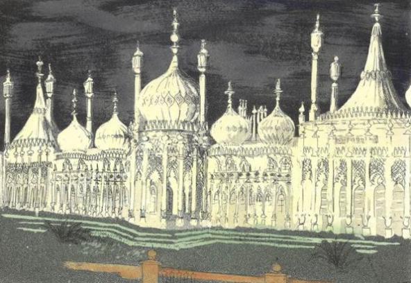 The Royal Pavilion