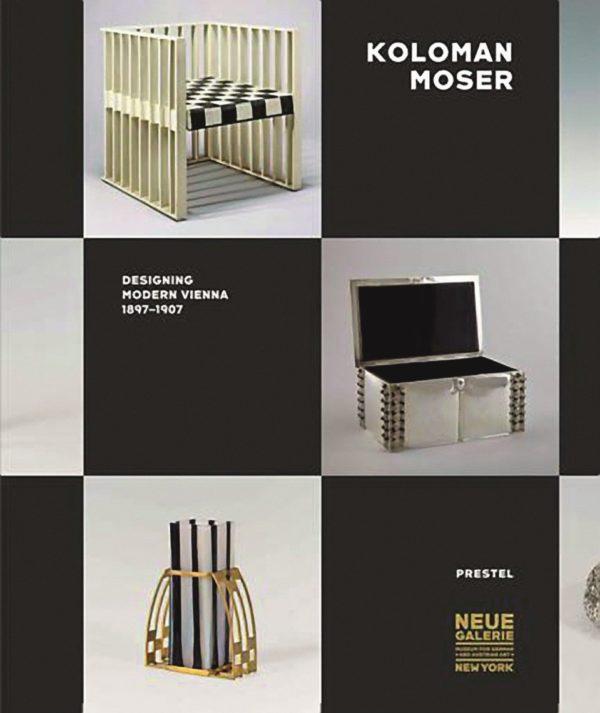 Koloman Moser Designing