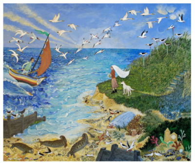 just us by anna pugh